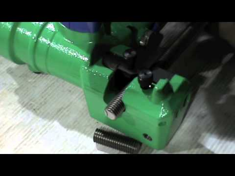 DW-404 Threaded Rod Cutter Demonstration
