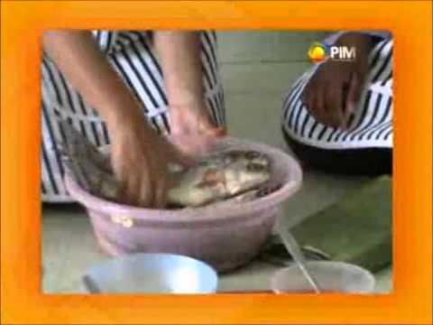 nasi lemak ikan bakar sup kepala ikan ikan pindang