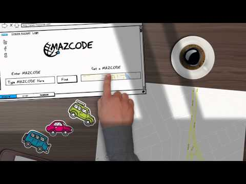 Video of MAZCODE