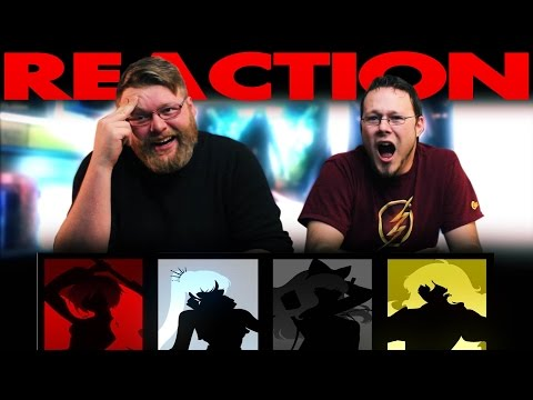 Rwby Red Trailer Reaction!!!