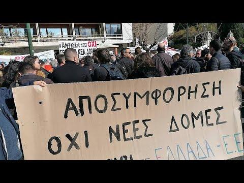 Μεταναστευτικό: Οξύνονται οι αντιδράσεις για τις κυβερνητικές αποφάσεις – Συλλαλητήριο στην Αθήνα…