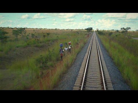 Αγκόλα: Η σιδηροδρομική γραμμή στο Λομπίτο γεννά επενδυτικές ευκαιρίες…