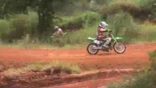 9. Kawasaki KX85 - Cooperland 2008