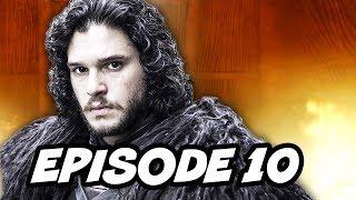 Game Of Thrones Season 5 Episode 10 Finale Mother's Mercy. Jon Snow, Stannis, Cersei Lannister, Tyrion Lannister, Daenerys Targaryen and Season 6 ...