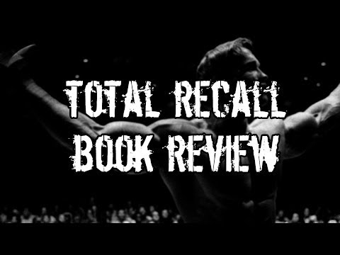 Arnold Schwarzenegger Autobiography Book Review