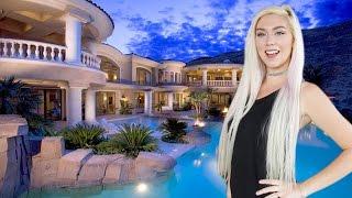 Video HOUSE TOUR ! $2,000,000 HOUSE   Nicole Skyes MP3, 3GP, MP4, WEBM, AVI, FLV Februari 2018