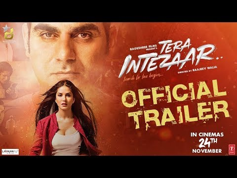 Official Trailer: Tera Intezaar | Sunny Leone | Arbaaz Khan |raajeev Walia | Bageshree Films |24 Nov - Movie7.Online