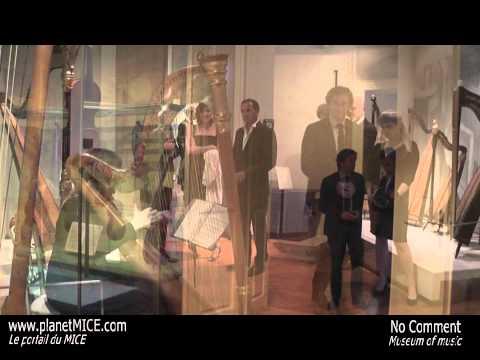 Prague - Gala musée de la musique / Museum of music