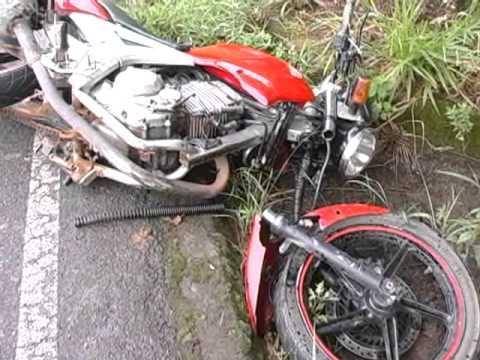 Choque entre moto e caminhão deixa vítima fatal em Juruaia