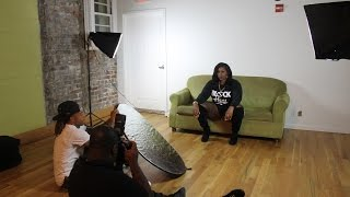 Shive Magazine Issue 14 Behind the scenes with Supa