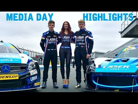 Laser Tools Racing | BTCC Media Day Highlights!