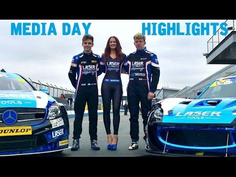 Laser Tools Racing | BTCC Media Day Highlights!
