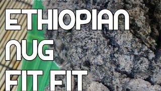 Ethiopian Nug Fitfit Recipe - Amharic Niger Injera Enjera Noog