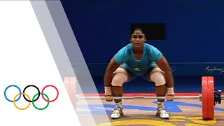 Karnam Malleswari - India's first woman to win an Olympic medal - Sydney 2000