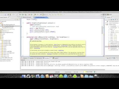 Android Development Course - Chapter 33 - Graphics2D