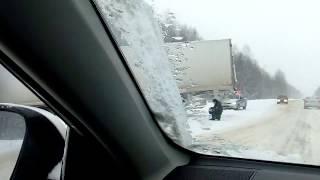 Торопыги 15 км Кострома - Волгореченск 05 марта 2018 г