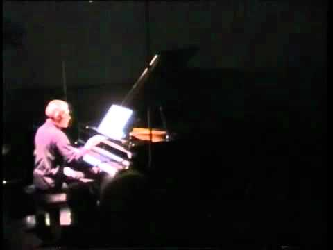 4'33'' for piano by John Cage