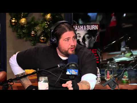 The Artie Lange Show - Jay Oakerson (in-studio) Part 1