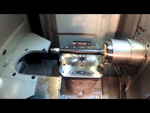 OKK HMC-400 50 HP High Speed Horizontal Machining Centre