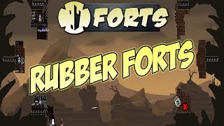 Welcome back to Forts! Today we do a 3v3 map and really go ham on each others Forts. The middle fort is an absolute sponge!