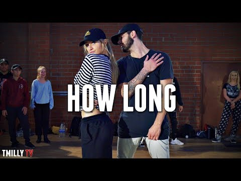 Video Charlie Puth - How Long - Choreography by Jake Kodish & Delaney Glazer - #TMillyTV download in MP3, 3GP, MP4, WEBM, AVI, FLV January 2017