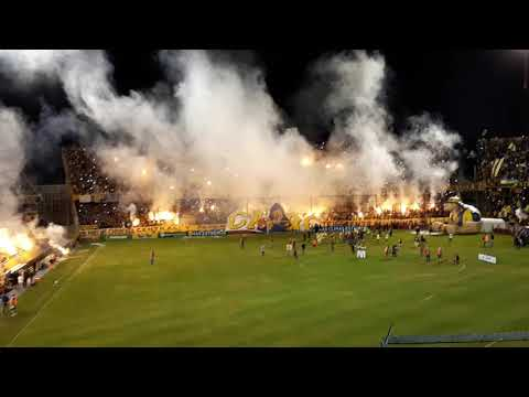 Tremendo Recibimiento! Rosario Central vs Boca - Los Guerreros - Rosario Central