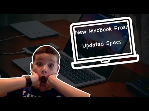 🔥 Apple Launched New MacBook Pros!!
