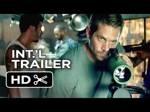 Brick Mansions Official International Trailer #1 (2014) – Paul Walker Action Movie HD