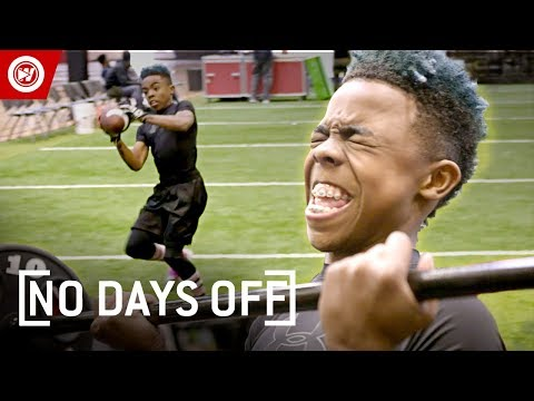 12-year-old Football Superstar | Bunchie Young Highlights