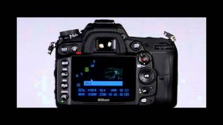 Guide to Nikon D7000 YouTube video