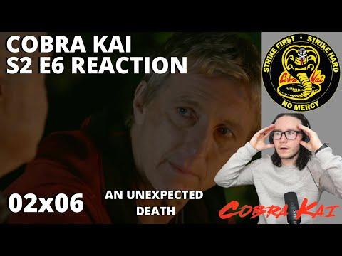 COBRA KAI S2 E6 REACTION I TAKE A RIGHT I SEASON 2 EPISODE 6 I 2x6 WATCH ON NETFLIX