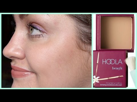 YouTube Made Me Buy It!: benefit Hoola Matte Bronzer