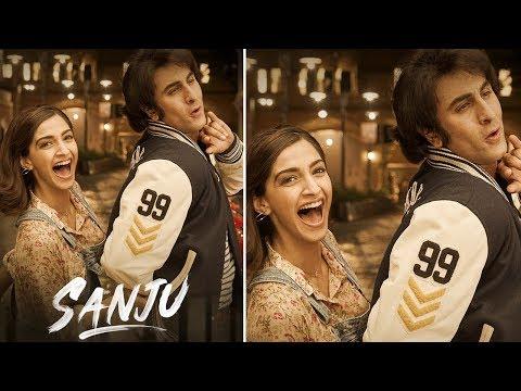 Ranbir Kapoor ROMANCES Sonam Kapoor In 'SANJU' New