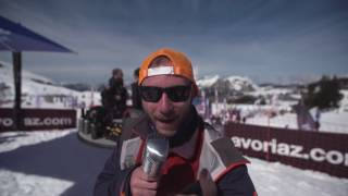 Rock The Pistes, le feu sur la neige - video (1)