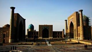 Samarkand Uzbekistan  city photos : Tour of Samarkand, Uzbekistan
