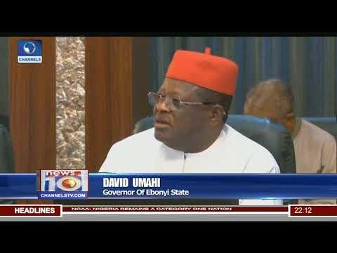 Nigeria's Economy: Buhari Meets Governors, Assures Economy Will Grow