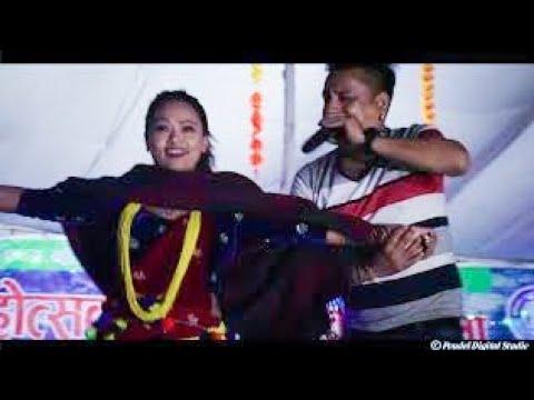 (प्रिती आले र कृष्ण केसिको बाग्लुङमा धमाकेदार प्रस्तुति    Priti Ale live at Gwalichaur Baglung - Duration: 10 minutes.)