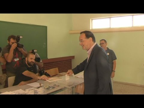 Δήλωση του Παν. Λαφαζάνη μετά την άσκηση του εκλογικού του δικαιώματος