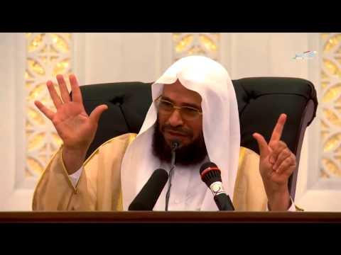 محاضرات دينية/ سعيد بن مسفر - أخطار تهدد البيوت ج2