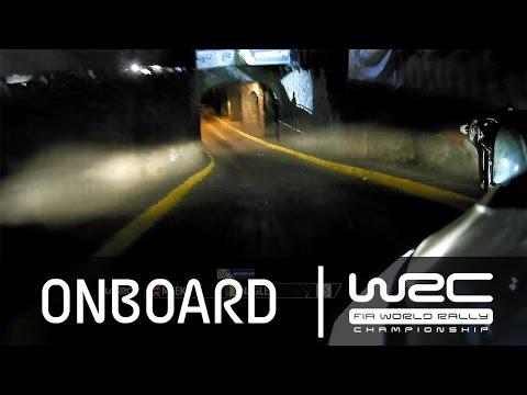 WRC Rally Guanajuato México 2015: Onboard Kris Meeke SS01