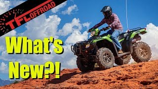 3. Meet the 2020 Honda Foreman Rubicon ATV: Explore the Clever New Features!