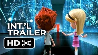 Nonton Mr  Peabody   Sherman Official International Trailer  2014  Hd Film Subtitle Indonesia Streaming Movie Download