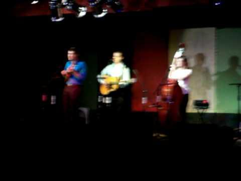 Bluegrass Parlor Band --ginseng sullivan  pt 2
