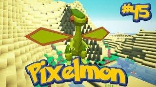 Pixelmon Minecraft Pokemon Mod Season 2 Lets Play! Episode 45 - 4 YELLOW BOSSES IN ONE EPISODE!