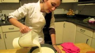 Ingredientes para el pay de queso con galleta oreo!! -2 paquetes de galleta oreo -2 barras de mantequilla, sin sal preferentemente -3 Quesos crema, la barra ...