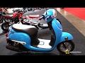 2017 Honda Giorno Scooter - Waaround - 2017 Toronto Motorcycle Show