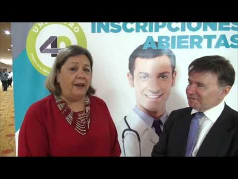 1º Foro Internacional de Salud Unimetro - Dr Jerry Shapiro
