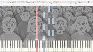 Маленький принц - ЛСП (Ноты и Видеоурок для фортепиано) (piano cover)
