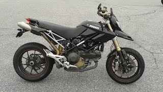 4. 2008 Ducati Hypermotard 1100 S - Wheelie Monster walkaround