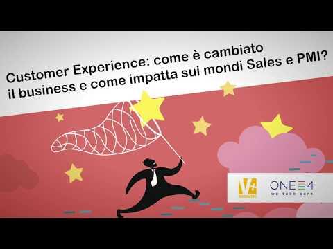Racconto dell'evento: Customer Experience, come è cambiato il business e il modo di fare impresa